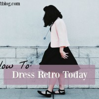 How to Wear Retro Looks Today